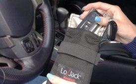 Ladri tecnologici nel sacco: le chiavi dell'auto le protegge LoJack KeyJack