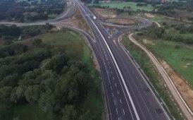Anas, aperti al traffico ulteriori 16 km dell'itinerario Sassari-Olbia
