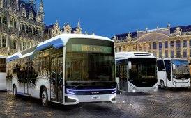 Anche un bus elettrico tra le nuove proposte di Otokar a Busworld Europe
