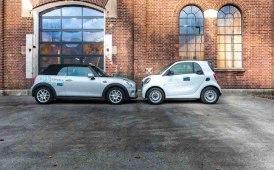 'SHARE NOW' con car2go e DriveNow