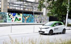 Car sharing elettrico: continua l'espansione di ZITY in Francia