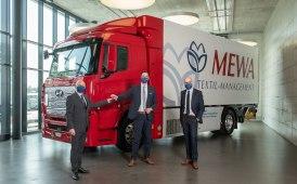 La corsa all'idrogeno conquista Mewa, industria tessile