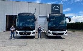 I Lion's Coach per la sarda Turmo Travel