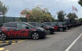 La Coca Cola è verde con Arval e Nissan