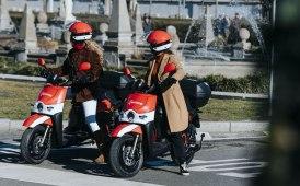 Lo scooter sharing elettrico ACCIONA riconquista le città