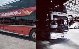 Trasporto passeggeri: collaborazione tra MarinoBus e Manieri Lines