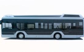 Toyota e Caetanobus uniti sull'idrogeno
