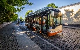 L'elettrico Solaris 'corre' in Polonia