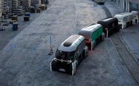 EZ-PRO Concept, il futuro della consegna merci in città secondo Renault