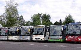 In Austria, Germania e Slovacchia gli autobus turistici tornano a farsi sentire