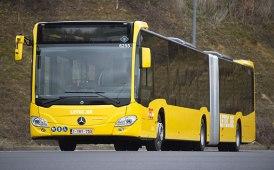 Arriva in Vallonia il primo Citaro G Hybrid