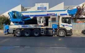 MJ 450 Multitel Pagliero consegnata a Berti