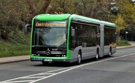Mercedes-Benz consegna il primo eCitaro G con le nuove batterie