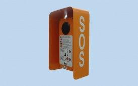 Tecnologie made in Italy: colonnine SOS per le strade e armadi per le gallerie