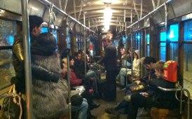 Il rischio di ammalarsi sui mezzi pubblici