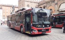 Trentaquattro Man Lion's City 12 C Cng ibridi per Bologna