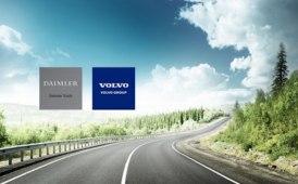 Mercedes e Volvo insieme verso l'idrogeno