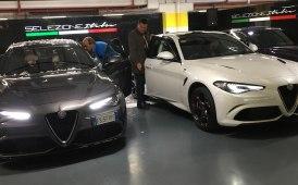 In Selezione Italia Hertz fiorisce il potente 'Quadrifoglio' Alfa Romeo