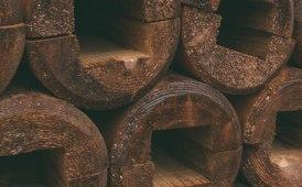 Alla scoperta dell'eco-efficienza delle barriere in legno e acciaio