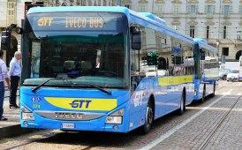 Il Crossway Le di Iveco per Gtt Torino