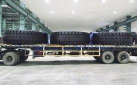 42 giganti BKT destinati alla miniera Secl