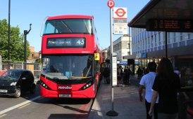 Ora a Londra anche bus elettrici bipiano