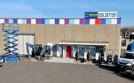 Mollo Noleggio inaugura un nuovo centro operativo in Brianza