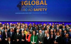 Sicurezza stradale: chiusa la terza conferenza ministeriale globale