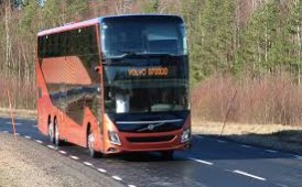 Keolis ordina ventidue Volvo 9700 Dd