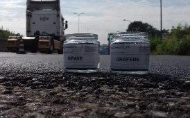 Nuovo test sulla Milano-Meda per le super-strade al grafene