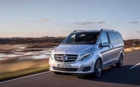 Mercedes-Benz Classe V per Hertz