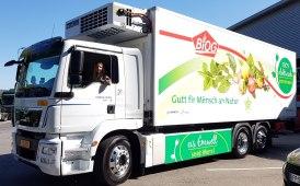 "Frigoblock ""sottrae"" 22 tonnellate di CO2 a Biogros"