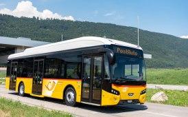 L'AutoPostale Svizzera si affida a VDL