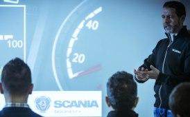 Autisti più (in)formati con Scania