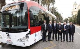 Bus a guida autonoma: tutto pronto per il primo test urbano a Malaga