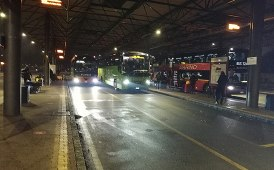 Niente folla a Lampugnano per l'esodo invernale