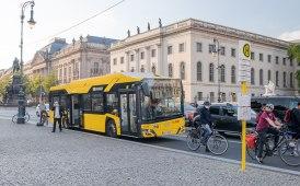 Bvg Berlino riceve novanta Solaris Urbino 12 Electric