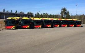 Nuovi Urbino attivi in Svezia per Vy Buss