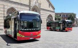 Byd: in Italia il primato per la eMobility