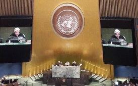 Una nuova risoluzione ONU per migliorare la sicurezza stradale globale