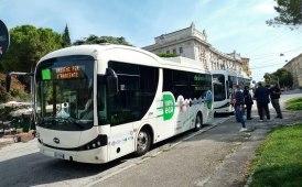 Due Byd a batteria per la città di Ancona