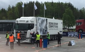 #Scania Driver Competitions - European Final - Day 2 (QUARTER)