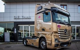 L'icona dell'Actros: 500 Iconic Special Edition