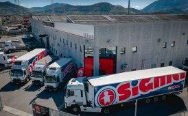 Sigma Logistics&Service sceglie Renault Trucks