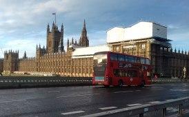 Reportage: da Londra con trasporto e relative infrastrutture