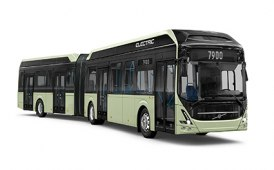 Ordine di centoventidue bus elettrici in Svezia per Volvo