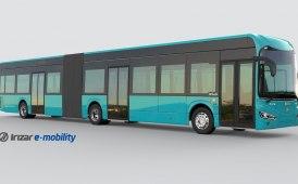 Nuova commessa per i bus elettrici Irizar in Germania: 9 articolati 18 metri per Icb