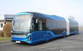 Heuliez Bus 'scuote' la flotta di QBuzz