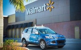 Consegna on demand driverless: ci pensano Ford, Walmart e Postmates