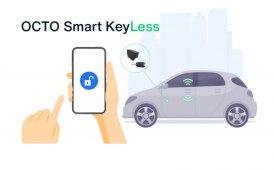 Noleggio tecnologico (e sicuro) grazie alla nuova OCTO Smart Keyless
